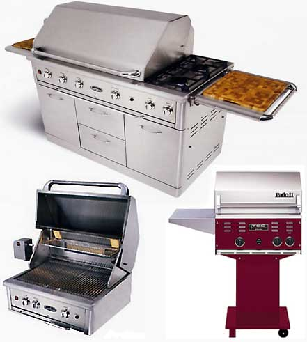Basic Energy Fireplace Equipment Corp.   Products > Barbeques ...
