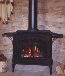 Basic Energy Fireplace Equipment Corp.   Products > StovesInserts ...